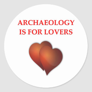 archaeology stickers