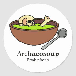 Archaeosoup Stickers