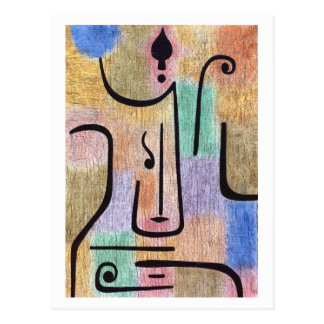 Archangel By Paul Klee Post Cards