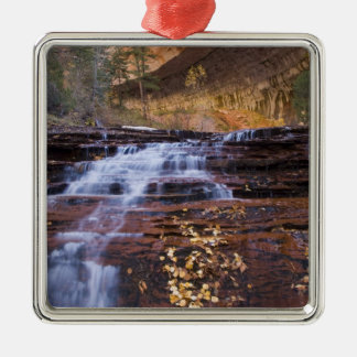 Archangel cascades in the Left Fork of the Christmas Ornament