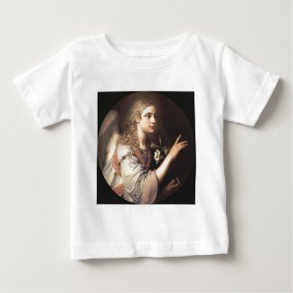Archangel Gabriel from the Annunciation Baby T-Shirt