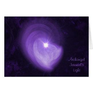 Archangel Jeremiel s Light Cards
