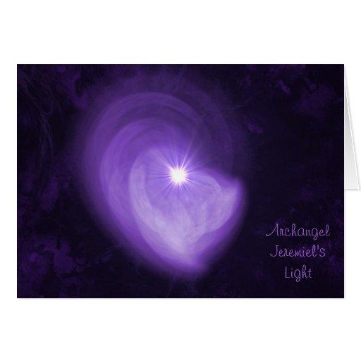 Archangel Jeremiel's Light Cards