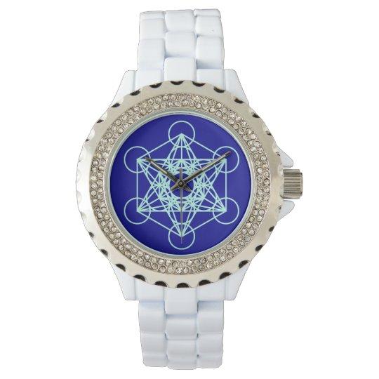 Archangel Metatron Sacred Geometry Women`s Watch