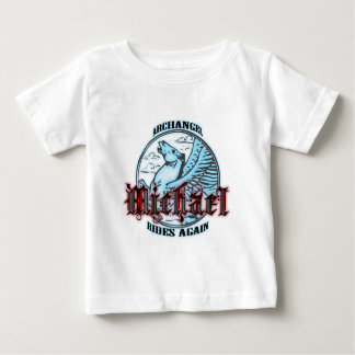 Archangel Michael Baby T-Shirt