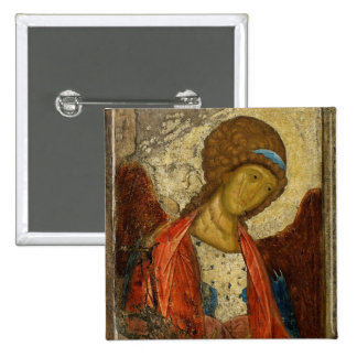 Archangel Michael c1414 15 Cm Square Badge