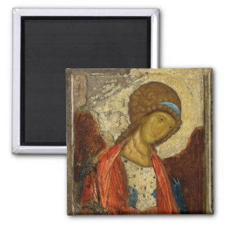 Archangel Michael c1414 Square Magnet