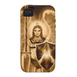 Archangel Michael - iPhone4 case iPhone 4/4S Covers