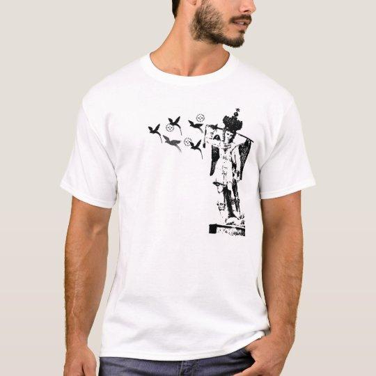 Archangel Michael T-shirt design for RMS
