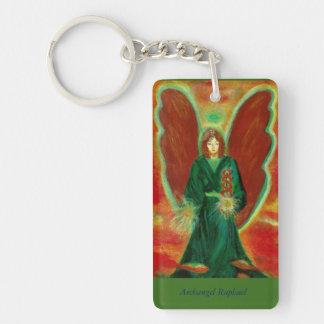 Archangel Raphael Keychain