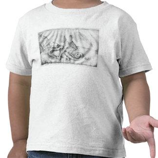 Archangel St. Michael, c.1450 Shirts