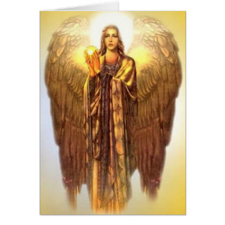 Archangel Uriel Card