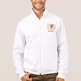 ArchBishop EOC white jacket