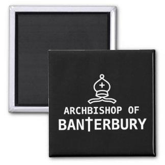 Archbishop of Banterbury Magnet