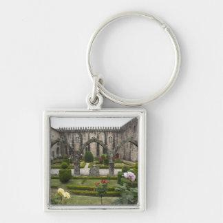Archbishop Palace Of Braga With Garden Key Ring