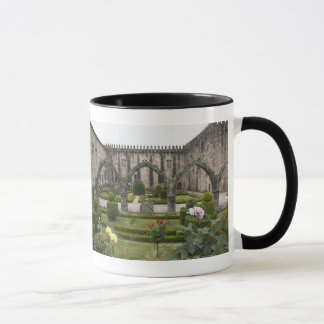 Archbishop Palace Of Braga With Garden Mug