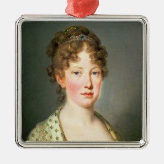 Archduchess Leopoldina of Austria Christmas Ornament