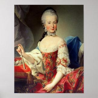 Archduchess Maria Amalia Habsburg-Lothringen Poster