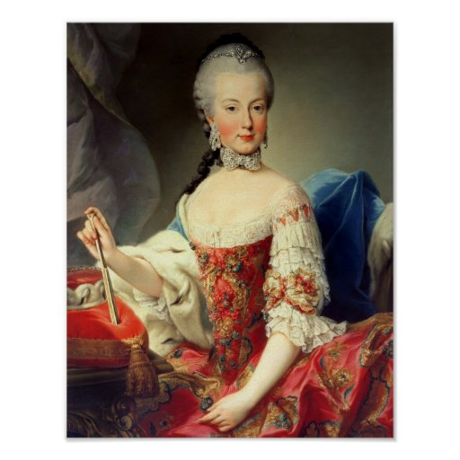 Archduchess Maria Amalia Habsburg-Lothringen Print