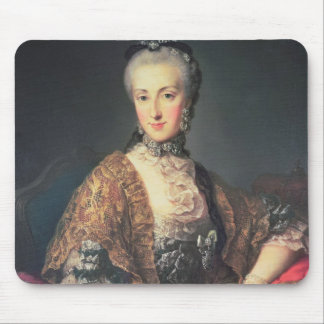 Archduchess Maria Anna Habsburg-Lothringen Mouse Pad