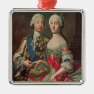 Archduchess Maria Caroline of Austria Christmas Ornament
