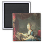 Archduchess Marie Antoinette Habsburg-Lothringen Fridge Magnets