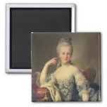 Archduchess Marie Antoinette Square Magnet