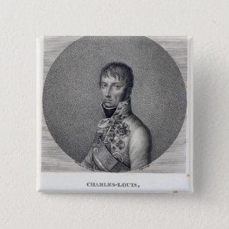 Archduke Charles of Austria 15 Cm Square Badge