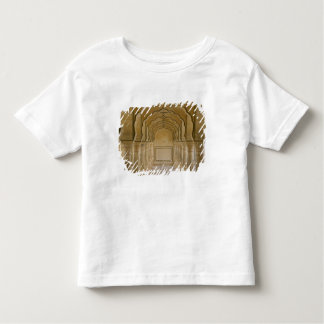 Arched walkway with columns inside Amber Palace, Toddler T-Shirt