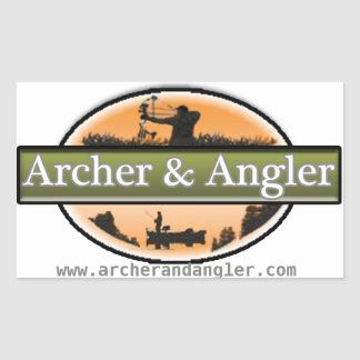 Archer & Angler Sticker