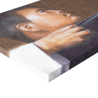 Archer Bhutan Canvas Print