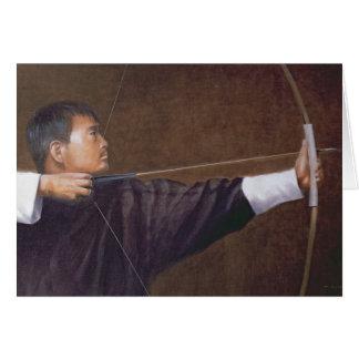 Archer Bhutan Card