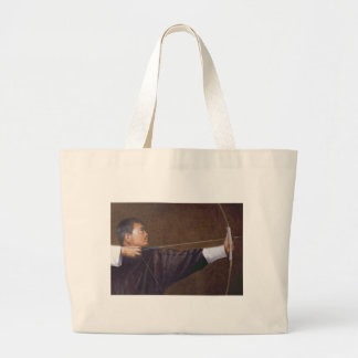 Archer Bhutan Large Tote Bag