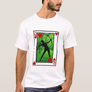 archer chic queen of hearts T-Shirt