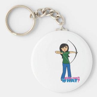 Archer - Medium Key Ring