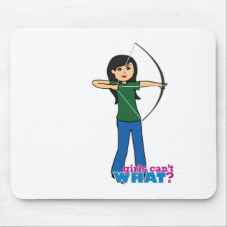 Archer - Medium Mouse Pad
