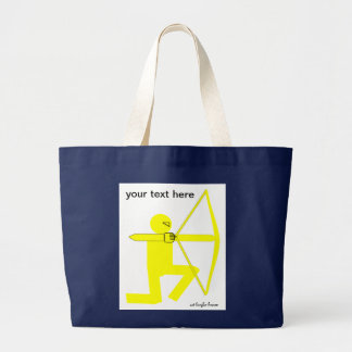 Archer's Big Tote Bag - Customise