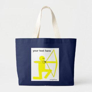 Archer's Big Tote Bag - Customise