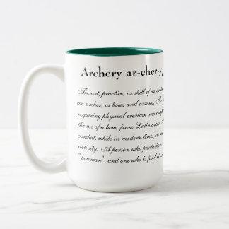 Archers Mug