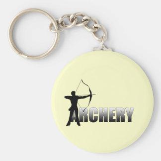 Archers Summer Games Archery 2012 Key Ring