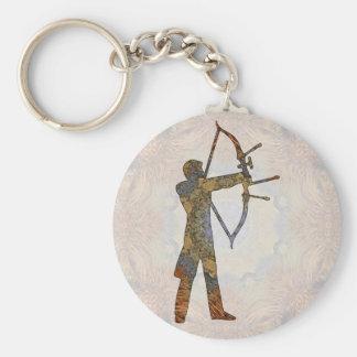 Archery 04 key ring