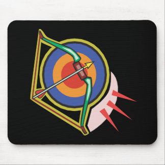 Archery 2 mouse pad