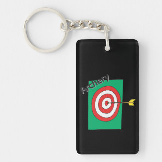 Archery 3 key ring