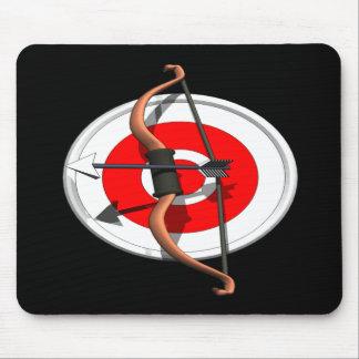Archery 4 mousepad