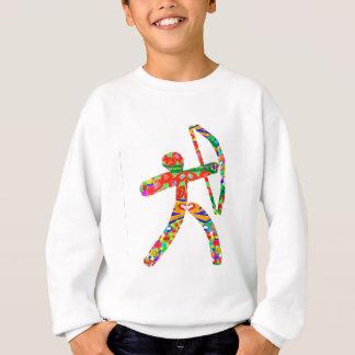 ARCHERY Bow Arrow Sweatshirt