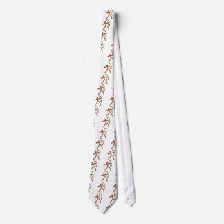 ARCHERY Bow Arrow Tie