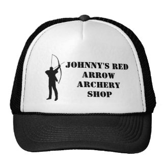 Archery club cap