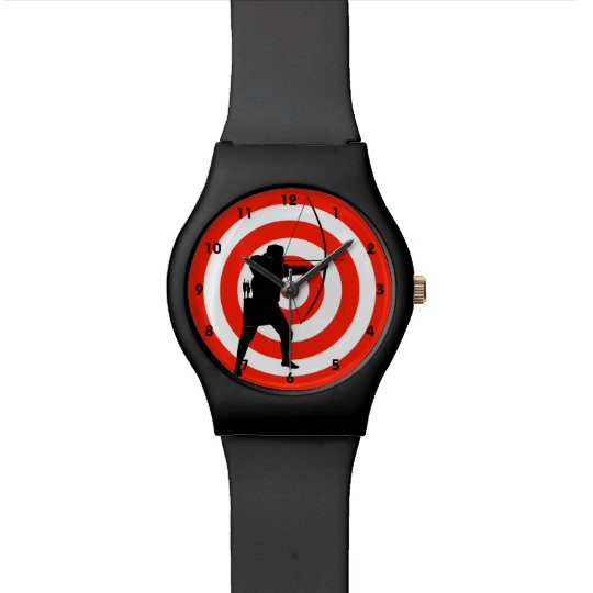 Archery Design Watch