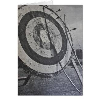 Archery Equipment Card