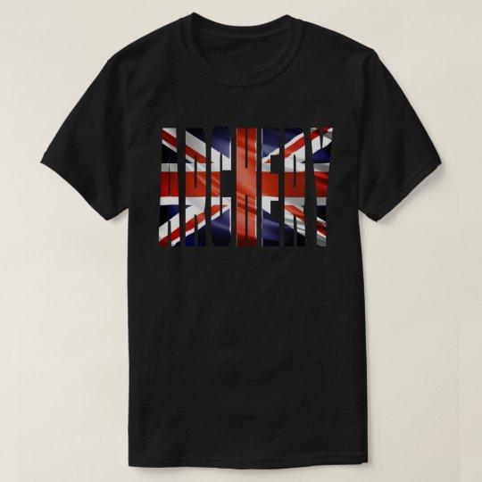 Archery GB Union Jack T-Shirt
